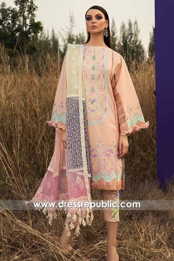 DRP1207 Rang Rasiya Lawn 2020 France, Germany, Switzerland, Belgium, Europe