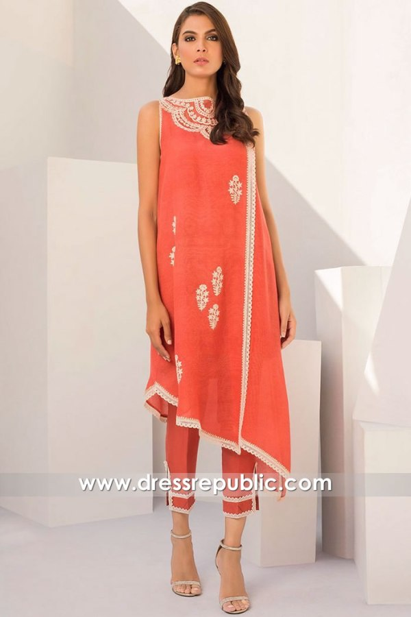 DR15843 Pakistani Designer Party Wear 2020 New York, Los Angeles, Chicago