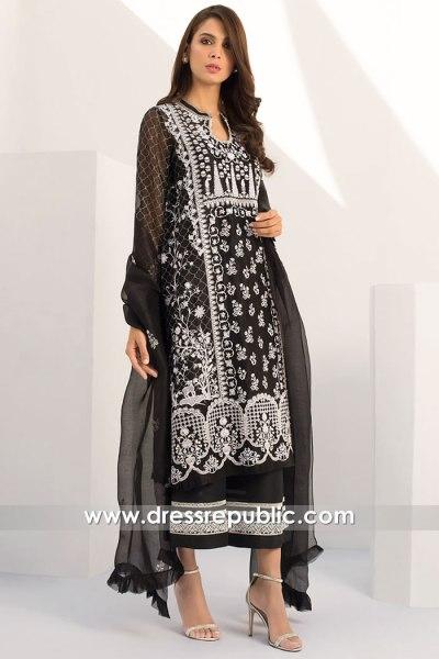 DR15845 Pakistani Designer Party Wear 2020 San Antonio, San Diego, Dallas, USA