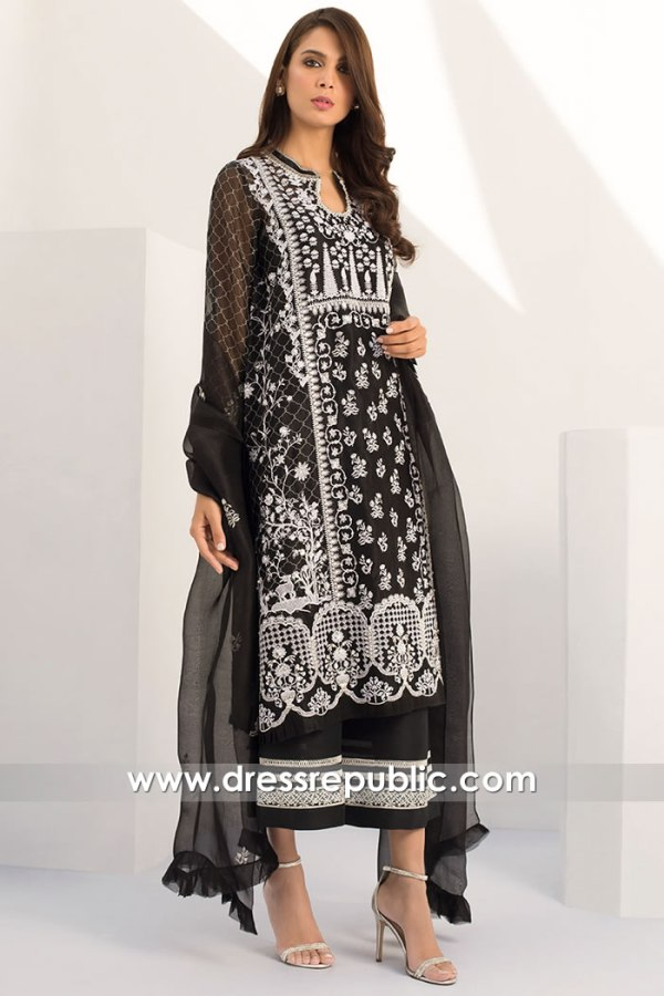 DR15845 Pakistani Designer Party Wear 2020 San Antonio, San Diego, Dallas, USA