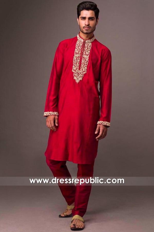 DRM5404 Deepak Perwani Formal Kurtas Online Shop London, Manchester, UK