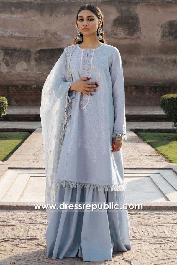 DRP1364 Zara Shahjahan Lawn Suits Wholesale Price Wholesalers UK, Europe