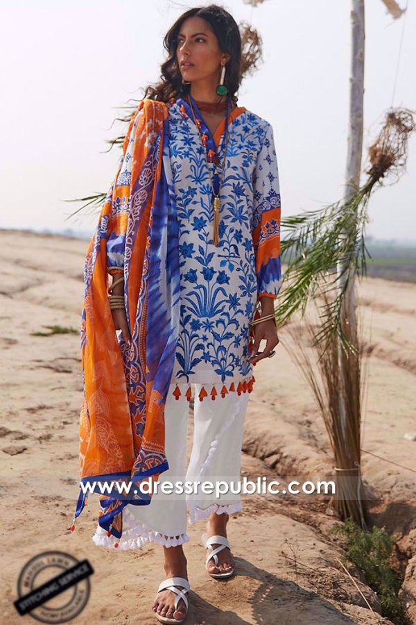 DRP1430 Mahgul Summer Lawn 20 USA, Canada, UK, Australia Online Shop