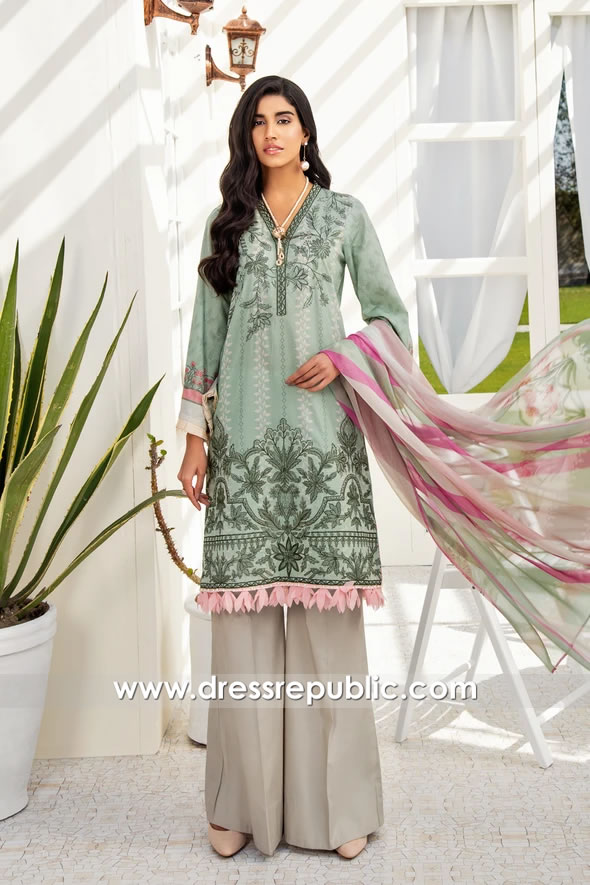 DRP1490 Iznik Summer Lawn 2020 Houston, Texas, Miami, Edison, Hicksville, USA