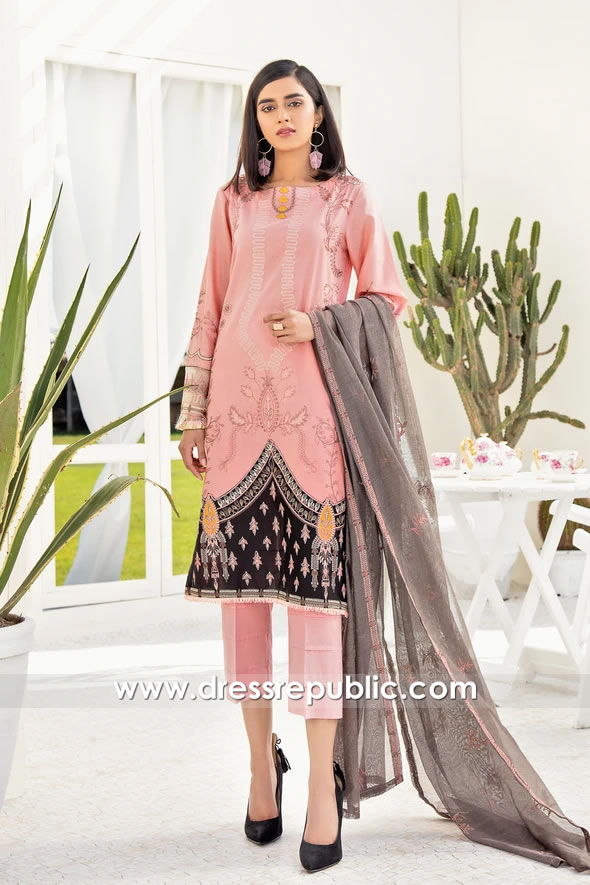 DRP1491 Iznik Summer Lawn 2020 New Zealand, Singapore, Malaysia, Sri Lanka
