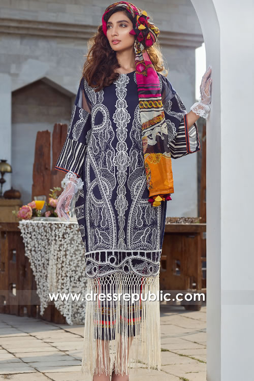 DRP1606 Asifa Nabeel Summer Muslim Clothing Buy Online England, Scotland, UK