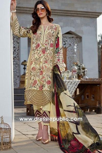DRP1607 Asifa Nabeel 2020 Lawn Buy Online Karachi, Lahore, Islamabad, Pakistan