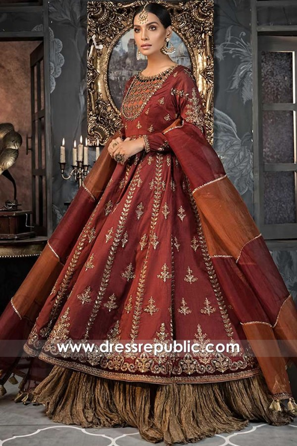 DR15893 Pakistani Designer Clothes Instagram @dressrepublicstore Online Shop