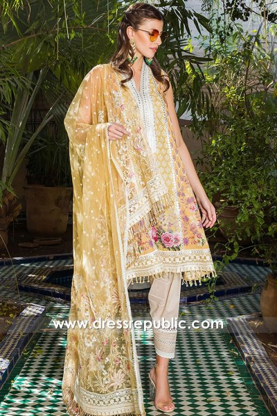 DRP1659 Sobia Nazir Lawn 2020 Stitched Price Wholesale UK, USA, Canada