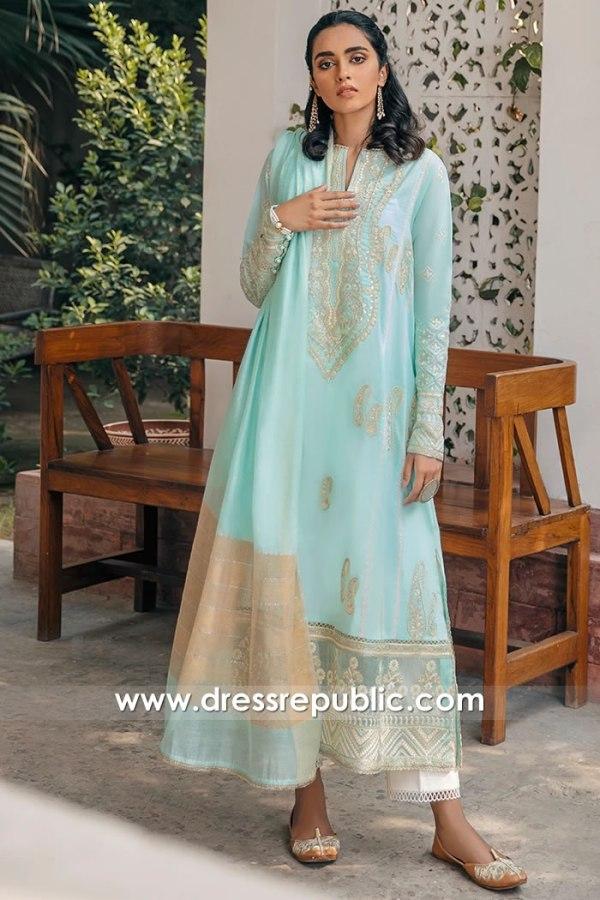 DRP1694 Zaha Lawn Eid 2020 Saudi Arabia, UAE, Qatar, Kuwait, Oman, Bahrain