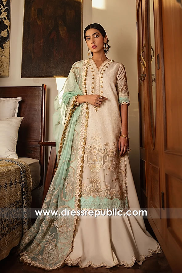 DRP1710 Pakistani Lawn Shalwar Kameez in Wellington, Auckland, New Zealand