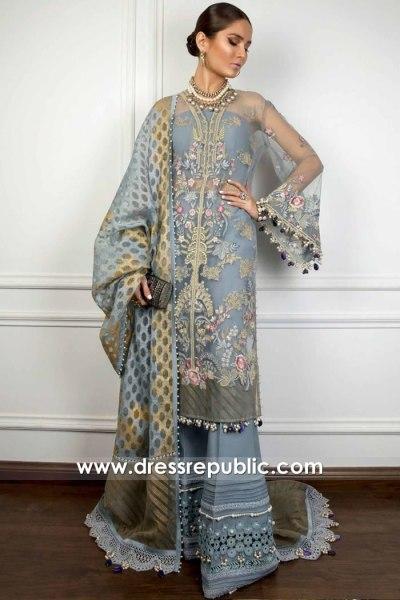 DRP1721 Sana Safinaz Muzlin Eid 2020 Chicago, Denver, Detroit, Columbus, USA