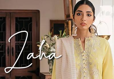 Zaha Lawn Eid 2020