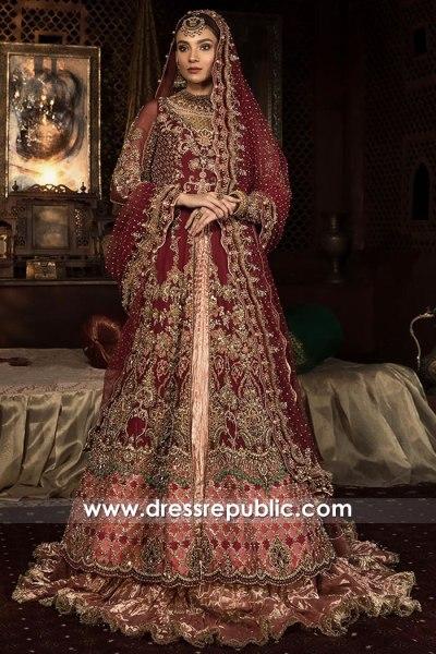 DR15907 Maria B Designer Lehenga Sydney, Perth, Melbourne, Brisbane, Australia