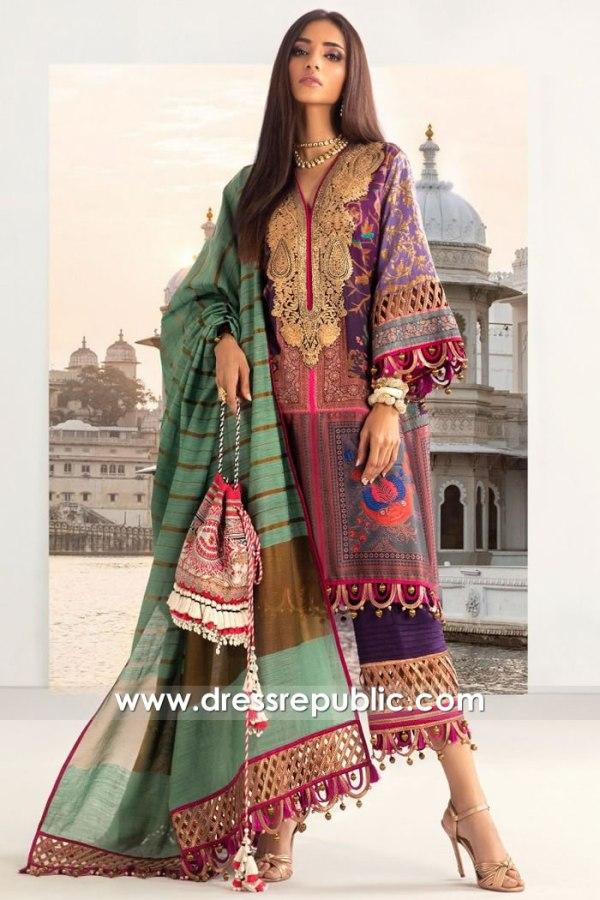 DRP1804 Sana Safinaz Kurnool 2020 Australia Buy in Sydney, Perth, Melbourne
