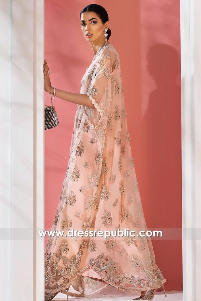 DR15874b Jalabiya Collection 2021 Hand Embellished Jalabiyas for Ramadan 2021