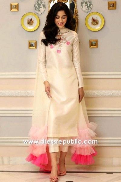 DR15919 Zehra Saleem Collection 2020 Buy in Chicago, Aurora, Naperville, Illinois
