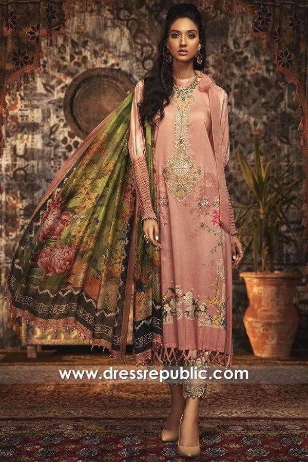 DRP1828 Maria B Mprints FW20 Karachi, Lahore, Islamabad, Faisalabad, Pakistan