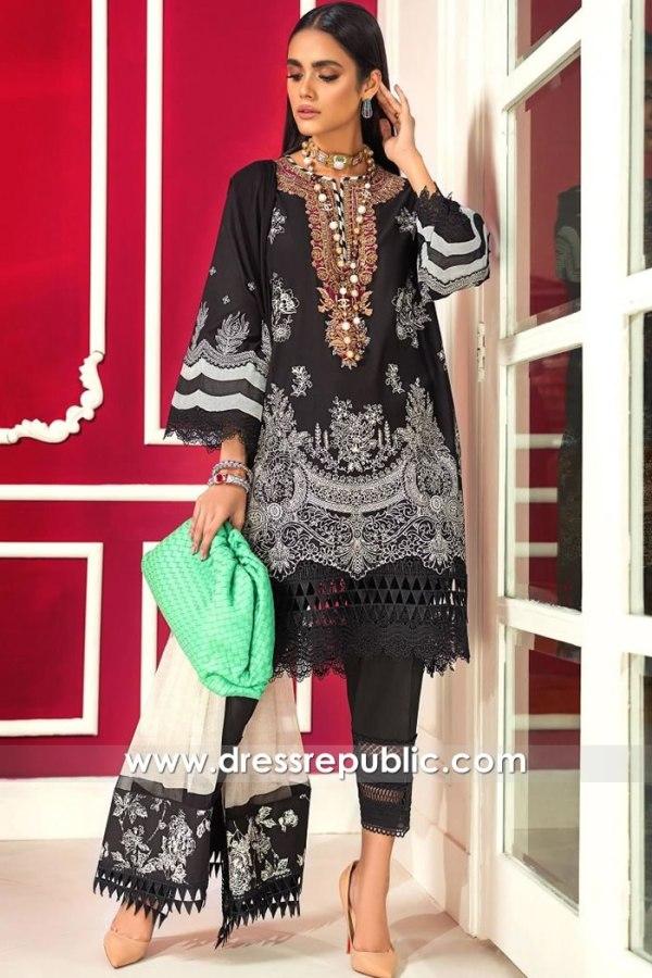 DRP1880 Sana Safinaz Muzlin Winter 20 UAE, Qatar, Kuwait, Bahrain, Oman, Brunei