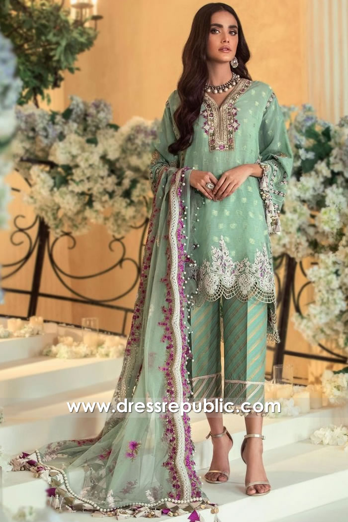 DRP1883 Sana Safinaz Luxury Festive 20 Online London, Manchester, Birmingham