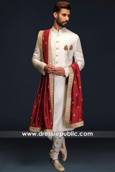 DRM5544 Khawer Iqbal Haute Couture USA Buy Online New York, California, Texas