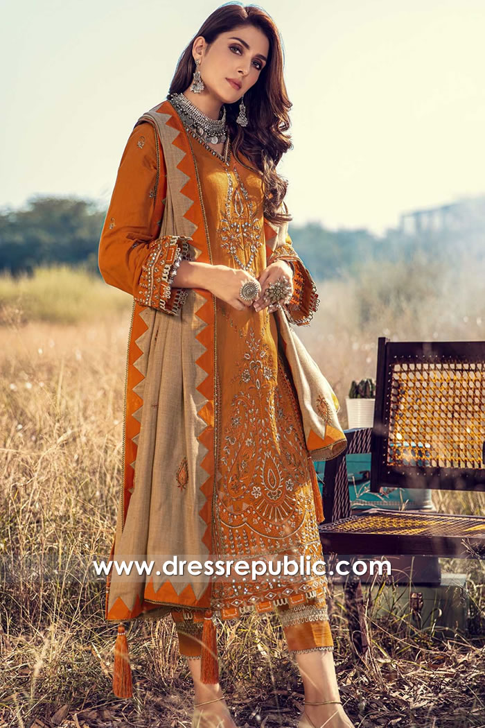 DRP1951 Noor Winter Shawl 20 UK Buy in London, Manchester, Birmingham, Leeds
