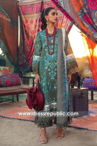 DRP1990 Sana Safinaz Winter Shawl 20 Buy online in USA, Canada, UK, Australia