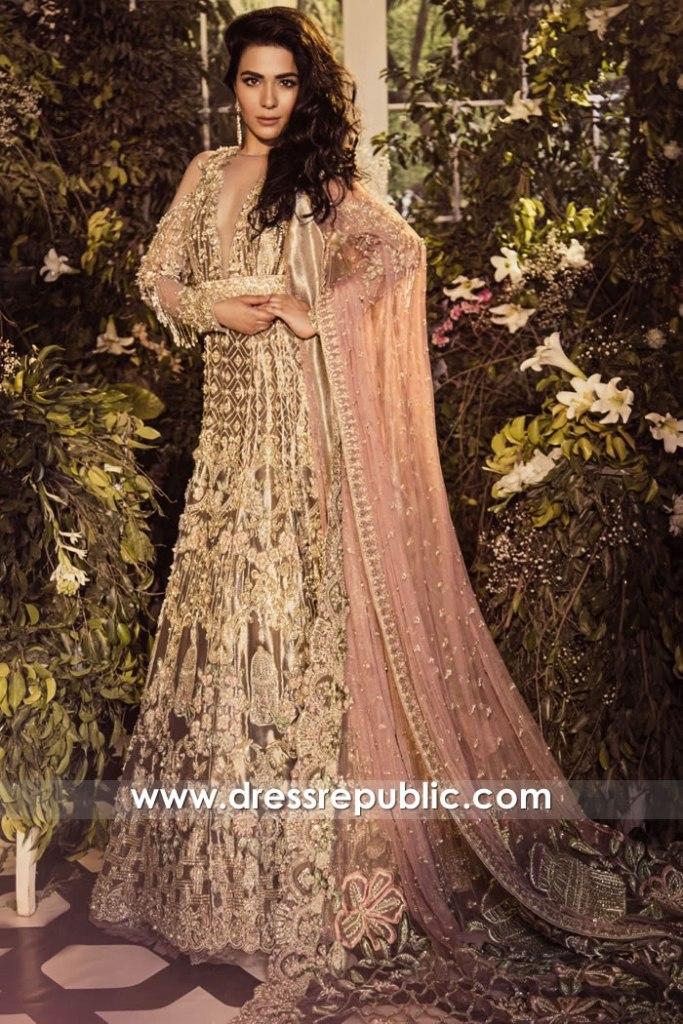 DR16001 Saira Rizwan Bridal Dresses 2021 UK Buy in London, Manchester, Leeds