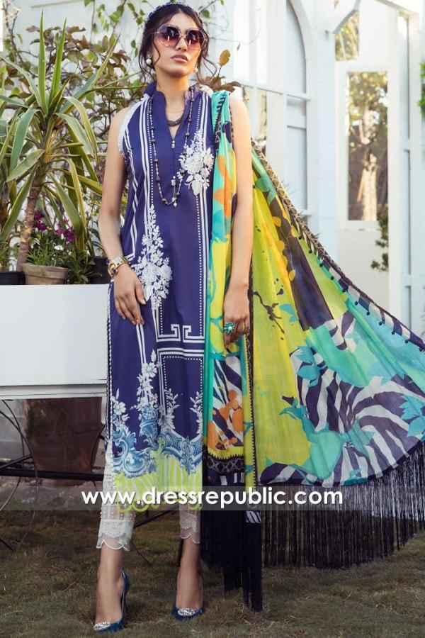 DRP2126 Maria B Mprints SS21 Dubai, Abu Dhabi, Fujairah, Ras Al Khaimah, UAE