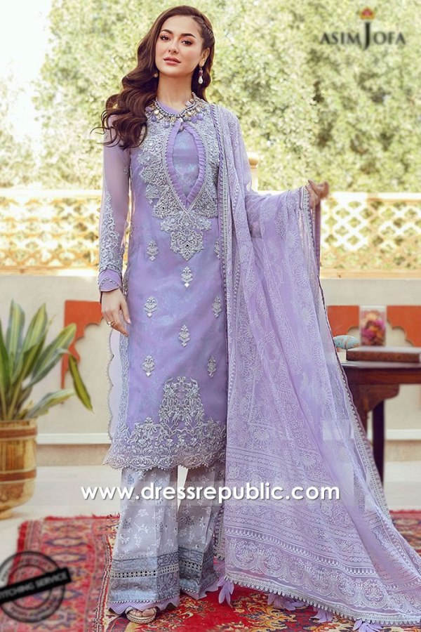 DRP2184 Asim Jofa Luxury Lawn 2021 Saudi Arabia, UAE, Qatar, Kuwait, Bahrain