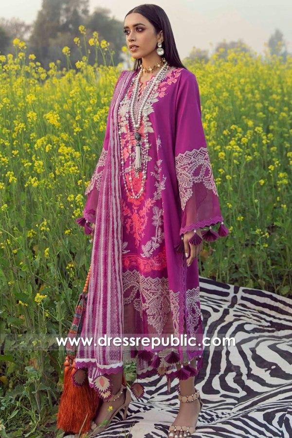 DRP2230 Sana Safinaz | Pakistan Lawn Suits 2021 | Designer Lawn Suits 2021