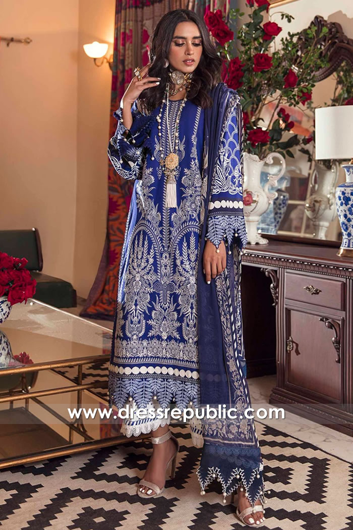 DRP2245 Salwar Kameez Shop in London, Desi Trousers Suits London, Manchester