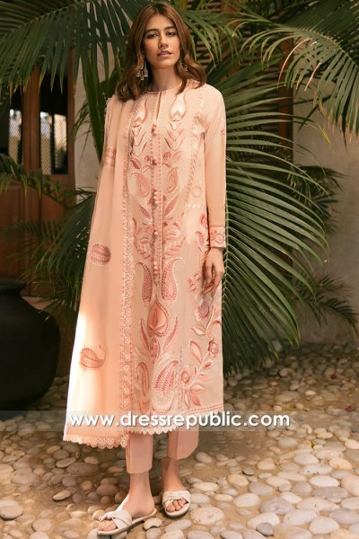 DRP2336 Zaha Lawn 2021 Pakistani Designer Lawn Collections for Summer Online