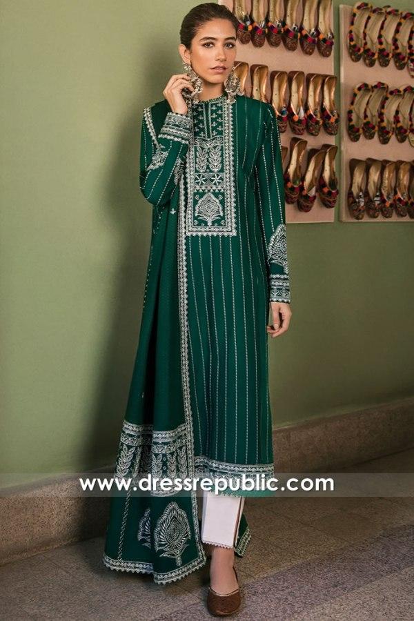 DRP2339 Zaha Lawn 2021 For Ramadan Festival 2021 | Iftar Party Shalwar Kameez