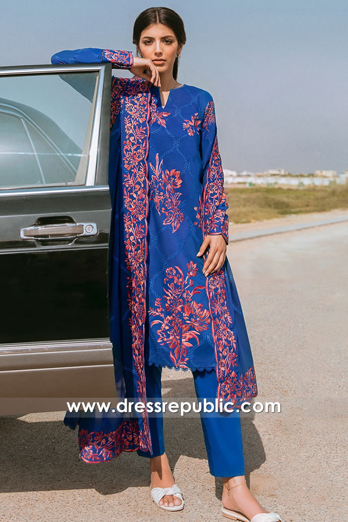 DRP2358 Summer Lawn Suits in California, Washington, Illinois, Ohio, Indiana