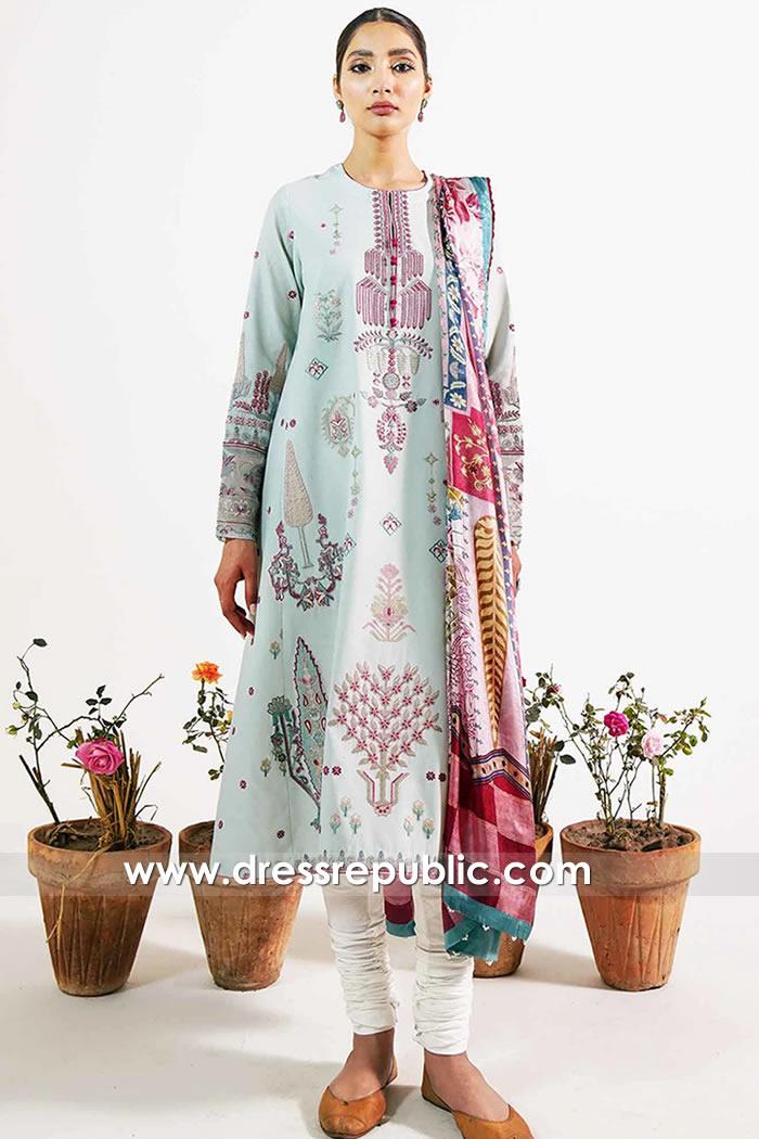 DRP2458 Zara Shahjahan Lawn 21 Faisalabad, Quetta, Peshawar, Multan, Kashmir