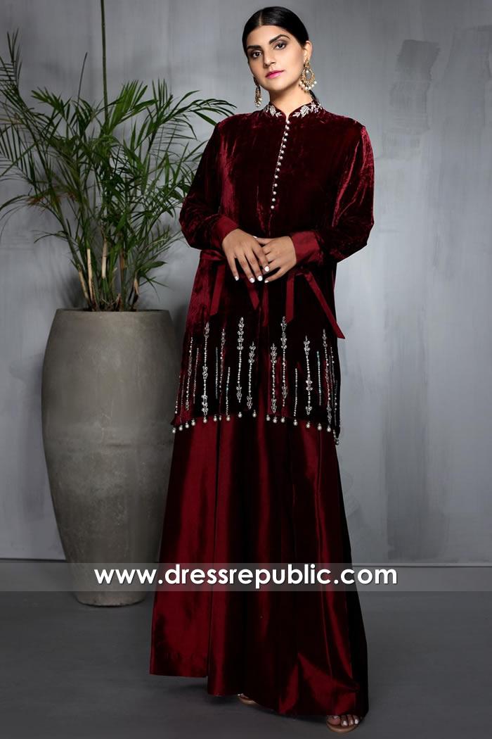 DR16017 Designer Shalwar Kameez Eid 2021 Collection Online Shop UK