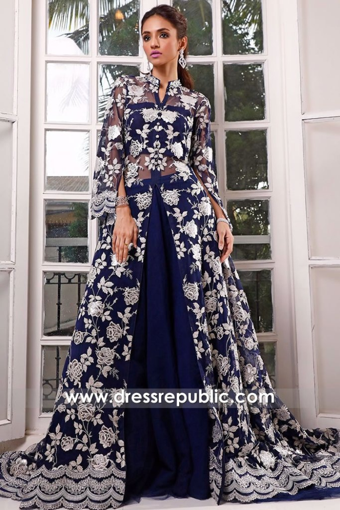 DR16065 Zainab Chottani Dresses 2021 Eid Collection Buy Online in USA