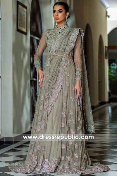 DR16084 Sara Rohale Asghar Bridal Dresses 2021 in Karachi, Lahore, Islamabad