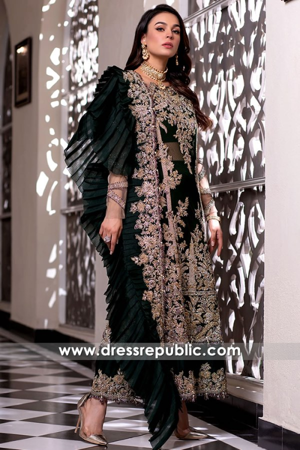 DR16086 Sara Rohale Asghar Designer Dresses Buy Online in California, USA