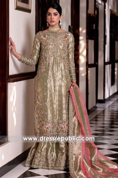 DR16087 Sara Rohale Asghar Bridal Dresses 2021 Toronto, Mississauga, Canada