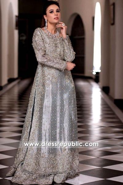 DR16088 Sara Rohale Asghar Bridal Dresses London, Manchester, Birmingham, UK