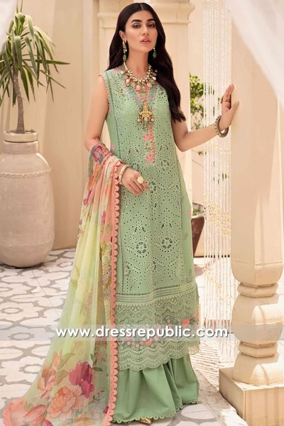 DRP2638 Noor Eid Chikankari Karachi, Lahore, Islamabad, Faisalabad, Pakistan
