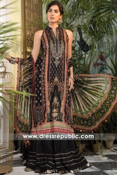 DRP2670 Maria B Mprints 2021 Eid Collection Online UK, USA, Canada, Australia