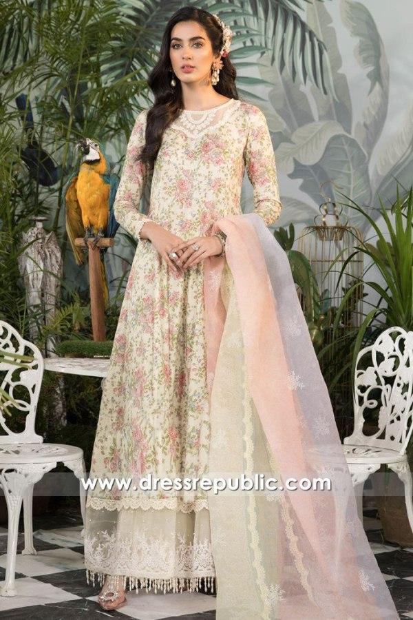 DRP2682 Maria B Mprints 2021 Eid Online Dubai, Abu Dhabi, Fujairah, Al-Ain, UAE