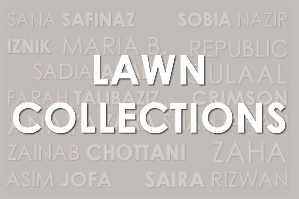 Stitched Lawn Collections at Dress Republic