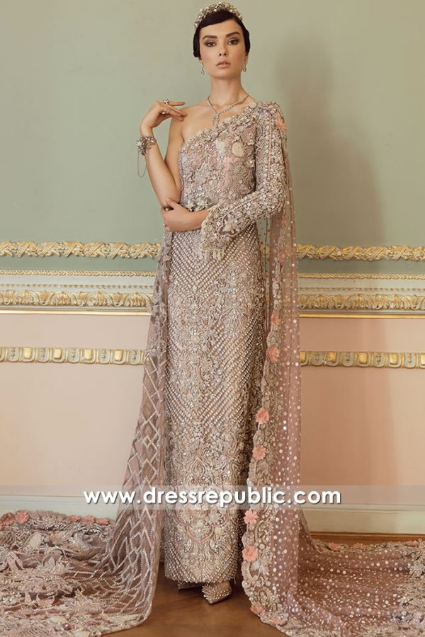 DR16120 Bridal Couture Week Bridal Dress 2021 Collection Online Buy New York