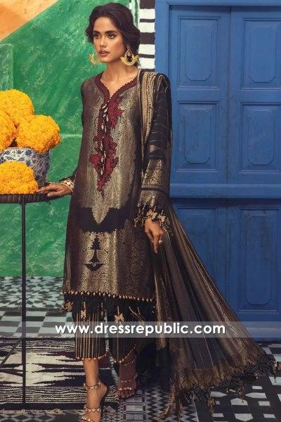 DRP2743 Sana Safinaz Pre-Fall Woven Karachi, Lahore, Islamabad, Pakistan