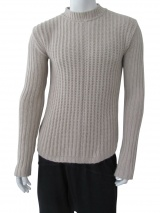 Rick Owens Rib Knit Sweater