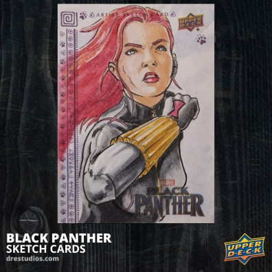 andrei-ausch-black-panther-sketch-card-black-widow